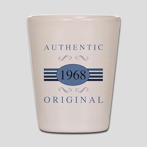 1968 Authentic Original Shot Glass