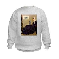 Whistler's / Poodle(s) Sweatshirt