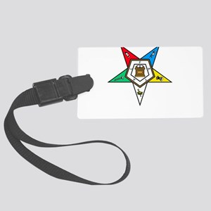 Order of the Eastern Star Large Luggage Tag