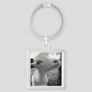 Goofy Goat Keychains