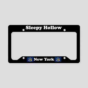 Sleepy Hollow NY - LPF License Plate Holder