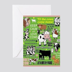 Cows Card s Greeting Cards