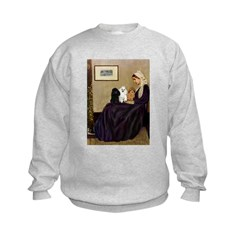 Whistler's / 3 Poodles Sweatshirt