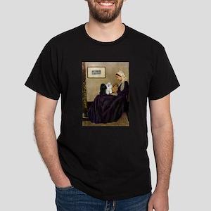 Whistler's / 3 Poodles Dark T-Shirt