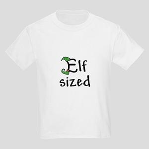 Elf Sized Kids Light T-Shirt