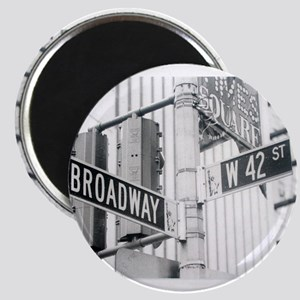 NY Broadway Times Square - Magnet