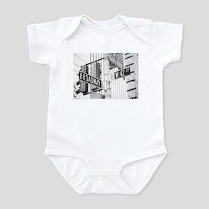 NY Broadway Times Square - Infant Bodysuit