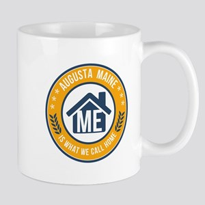 State Of Maine Gifts - Is What We Call Home Mugs