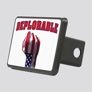 DEPLORABLE Hitch Cover