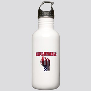 DEPLORABLE Water Bottle