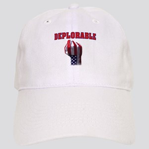 DEPLORABLE Baseball Cap