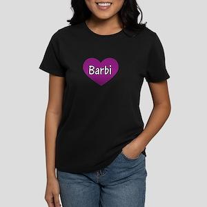 Barbi Women's Dark T-Shirt