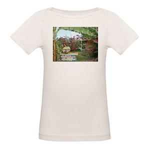 2bf05e092 Jerk Chicken Organic Baby T-Shirts - CafePress