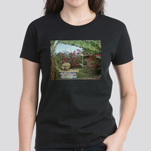18fb7d992 Jerk_Chicken_Stand_Negril_Jamaica T-Shirt