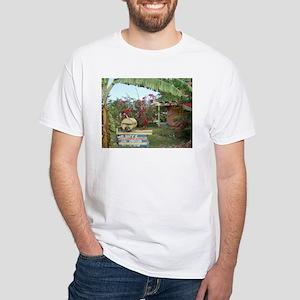 Jerk_Chicken_Stand_Negril_Jamaica T-Shirt