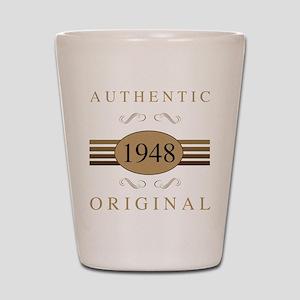 1948 Authentic Original Shot Glass