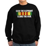SEEN THE ELEPHANT, HEARD THE OWL Sweatshirt