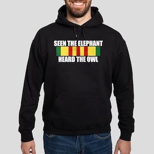 SEEN THE ELEPHANT, HEARD THE OWL Hoodie