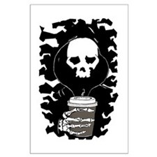 Coffee in the Mourning Poster