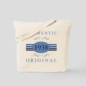 1938 Authentic Original Tote Bag