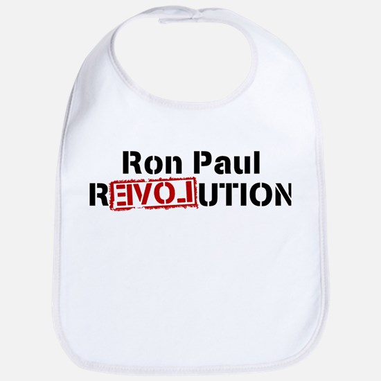 Ron Paul REVOLUTION Bib
