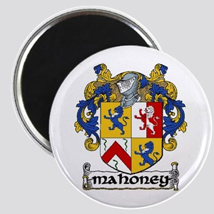 """Mahoney Coat of Arms 2.25"""" Magnet (10 pack)"""