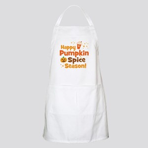 Happy Pumpkin Spice Season Apron