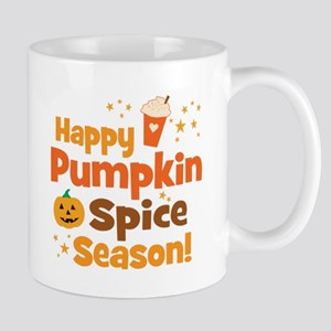 Happy Pumpkin Spice Season Mug Mugs