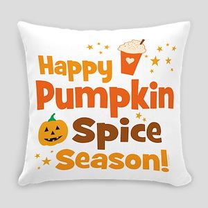 Happy Pumpkin Spice Season Everyday Pillow