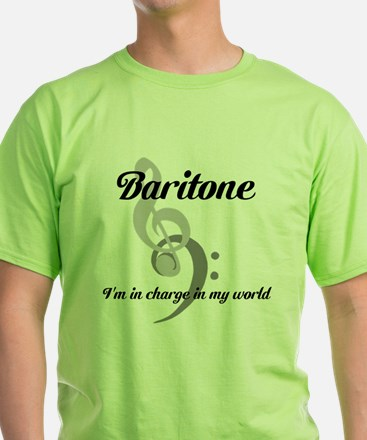 Baritone in charge T-Shirt