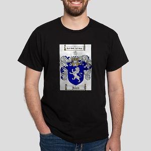 Jones Coat of Arms / Family Cres T-Shirt