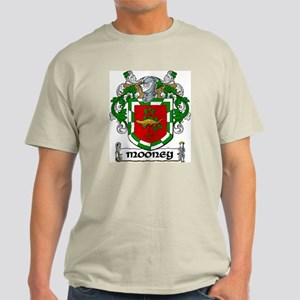 Mooney Coat of Arms Light T-Shirt