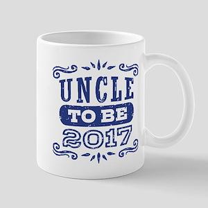 Uncle To Be 2017 Mug