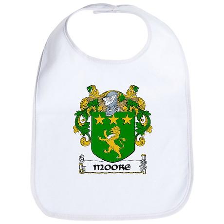 Moore Coat of Arms Bib
