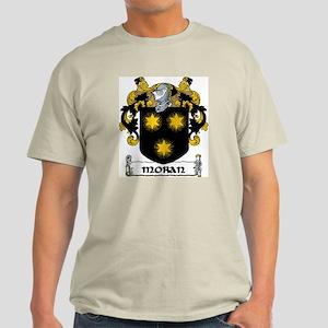 Moran Coat of Arms Light T-Shirt