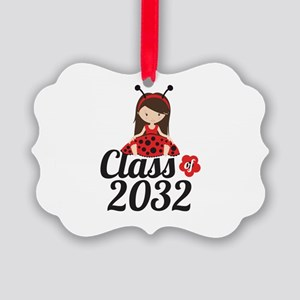 Class of 2032 Picture Ornament