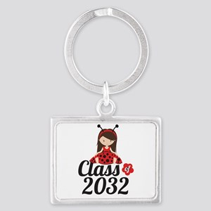 Class of 2032 Landscape Keychain