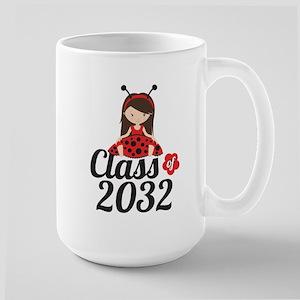 Class of 2032 Large Mug