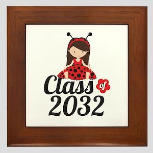 Class of 2032 Framed Tile