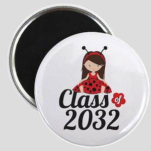 Class of 2032 Magnet