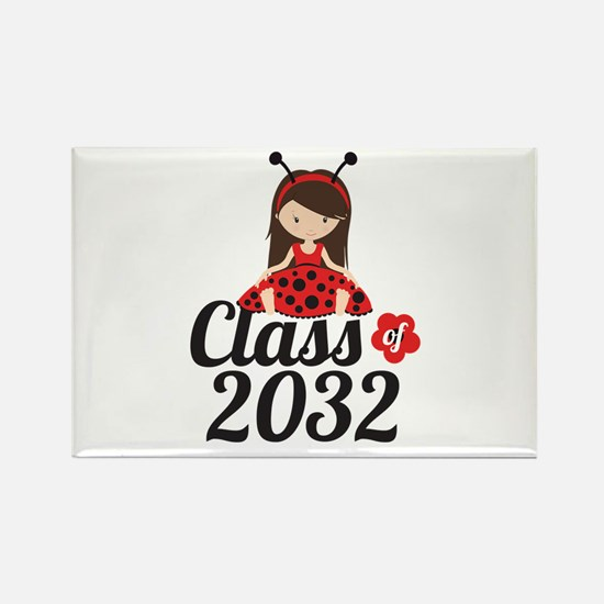 Class of 2032 Rectangle Magnet (100 pack)