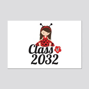 Class of 2032 Mini Poster Print