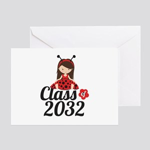 Class of 2032 Greeting Card