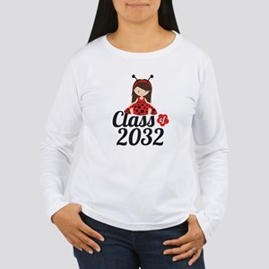 Class of 2032 Women's Long Sleeve T-Shirt