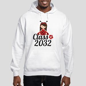 Class of 2032 Hooded Sweatshirt
