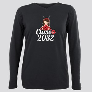 Class of 2032 Plus Size Long Sleeve Tee