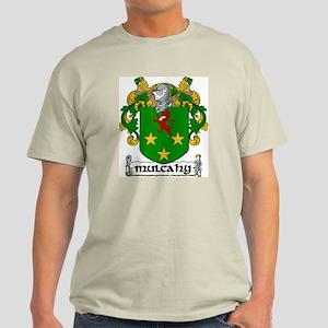 Mulcahy Coat of Arms Light T-Shirt