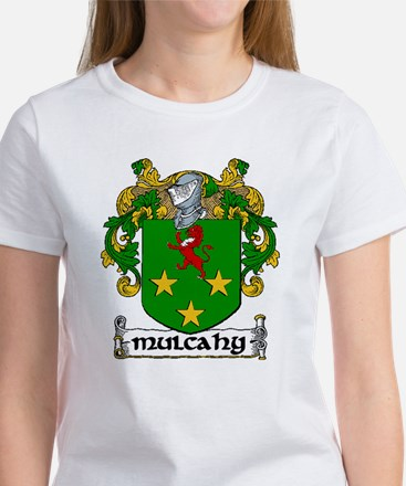 Mulcahy Coat of Arms Women's T-Shirt