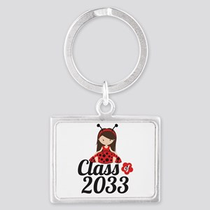 Class of 2033 Landscape Keychain