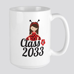 Class of 2033 Large Mug